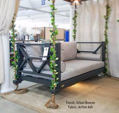 Seaside Bed Swing - Four Oak Designs