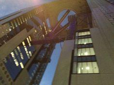 空中庭園展望台…これ、タワーっていわれてもなーww