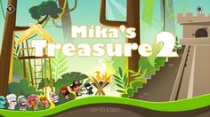 Mike's Treasure 2 (rating: 4.1) Gameplay | Adventure Games For Android