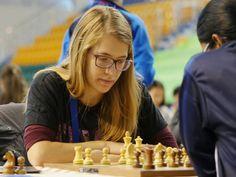 We are proud & happy for WGM Stavroula Tsolakidou (GRE) new World Girls Champion U18!