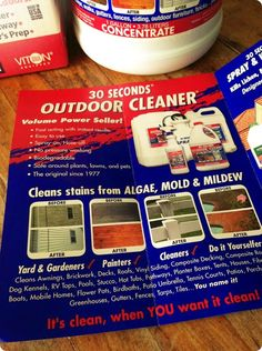 33 Best Outdoor Cleaning images in 2018 | Cleaning, Outdoor