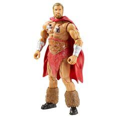 Wwe Create-A-Superstar Triple H Barbarian Starter Pack