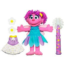 Sesame Street Lets Play With Abby Cadabby Doll Birthday Present Elmo