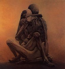Zdzisław Beksiński - Wikipedia, the free encyclopedia