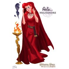 Disney Princesses As Game Of Thrones Characters Geekologie ❤ liked on Polyvore featuring disney and disney princess