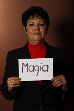Magic, Rosaura Sánchez, Ama de casa, Monterrey, México