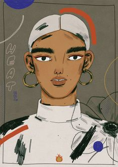 Meet the illustrator representing everything pop culture: Manjit Thapp