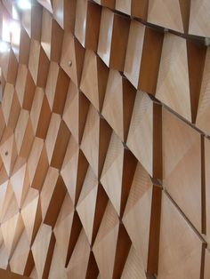 drevený obklad interier