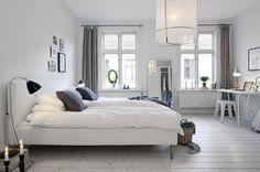 inspirational scandinavian bedrooms - Sök på Google