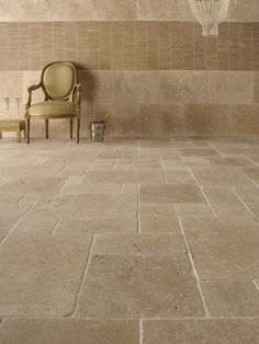 Travertine Tile-Floors