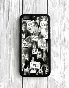 5 Second Of Summer Band 5 SOS Art Music iPhone 5[C] Case