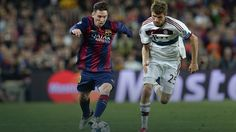 3a2fedd73 Bayern Monachium - FC Barcelona na żywo. Zobacz transmisję online Camp Nou,  Lionel Messi