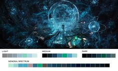 Request Week #5Prometheus, 2012Cinematography:Dariusz Wolski