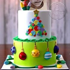See more photos, here… http://www.mcgreevycakes.com/2013/12/22/do-you-belieb-in-the-magic-of-christmas/