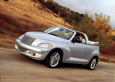 2005 Chrysler PT Cruiser Convertible so fun Chrysler Pt Cruiser, Chrysler Cars, Maserati, Convertible, Old Cars, Motor Car, Cars For Sale, All About Time, Automobile