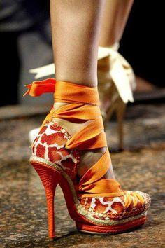 Safari heels
