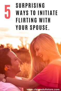 5 Surprising Ways to Initiate Flirting with your Spouse! What Is Flirting, Flirting Tips For Guys, Flirting Quotes For Her, Flirting Messages, Flirting Texts, Flirting Humor, Happy Relationships, Happy Marriage, Marriage Advice