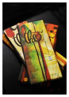 RETAIL: Theo Chocolate Branding and Packaging by Zaara KittenChops, via Behance