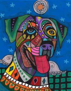 catahoula leopard dog Canvas Artwork, Canvas Art Prints, Painting Prints, Dot Painting, Art Installation, Leopard Dog, Pug Art, Dog Poster, Angel Art
