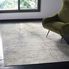 Stave Area Rug
