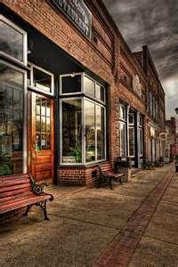 Waxhaw, NC - antique shops everywhere