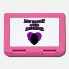 'My Heart Goes Newfie Purple Heart' Brotdose | Spreadshirt