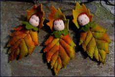 Felt Doll Patterns, Plushie Patterns, Baby Fairy, Clothespin Dolls, Nature Table, Autumn Crafts, Felt Toys, Felt Art, Felt Ornaments