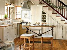 Cottage Kitchen Design Awesome Cottage Kitchen Design Ideas  Cottage Kitchens Kitchen Styling Design Inspiration