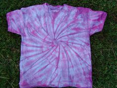 several tie dye diy instructions