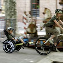 Totcycle - Family Biking - Adaptive Cycling forKids
