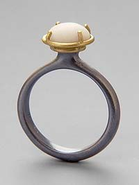 Julia Turner: Marble Ring