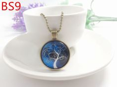 *:•.✿ Tree of Life Necklace  *:•.✿