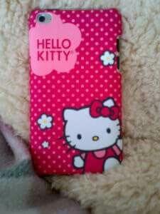 Case ipod Hello Kitty