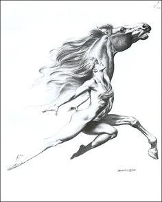 Illustration by Boris Vallejo | Fantasy art