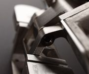 Simonswerk - Tectus completely concealed hinge system for hidden doors