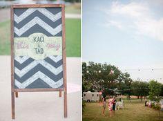cute chalkboard design!  Life of a Vintage Lover