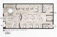 Day Spa Architectural Design | Day Spa & Salon Design and Equipment: SpaEquip Design Center Services