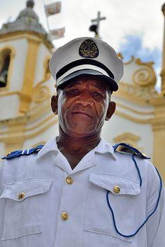 Grupo Folclórico Chegança Almirante Tamandaré no Encontro Cultural de Laranjeiras - Sergipe
