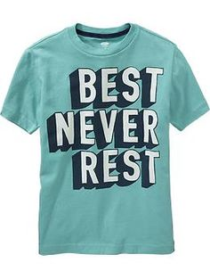 Boys Sports-Graphic Tees | Old Navy