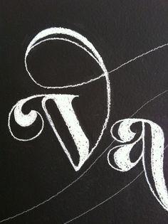 chalkboard lettering 04