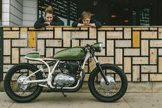 Fixing other peoples mistakes - The Little Rat Kawasaki KZ440 ~ Return of the Cafe Racers