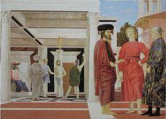 Piero della Francesca, The Flagelation