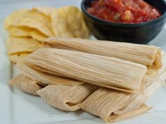 Beef Tamales Recipe on Yummly. Recipe For Beef Tamales, Tamale Recipe, Mexican Cooking, Mexican Food Recipes, Ethnic Recipes, My Recipes, Beef Recipes, Cooking Recipes, Quesadillas