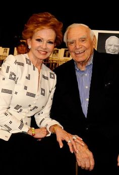 Ernest & Tova Borgnine, an evening out.