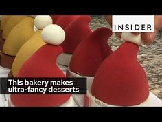 This bakery makes ultra-fancy desserts - YouTube