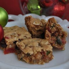... fruitcake bars festive fruitcake bars fruitcake bar cookies dried
