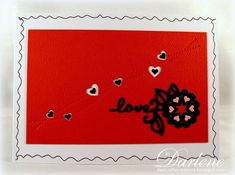 Dar's Crafty Creations: LOVE . . .