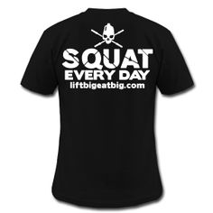 Squat every day ~ 317