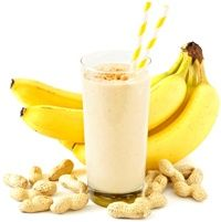Peanuts, Bananas and a Protein Smoothie