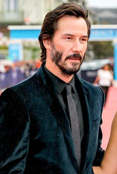 Keanu Reeves gets better with age
